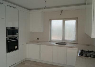 Усвояване на тераса/преместване на кухня